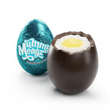 Mummy Meagz Chuckie Creme Egg