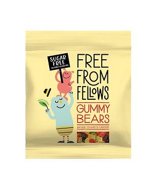 Free From Fellows Sugar Free Gummy Bears 100g