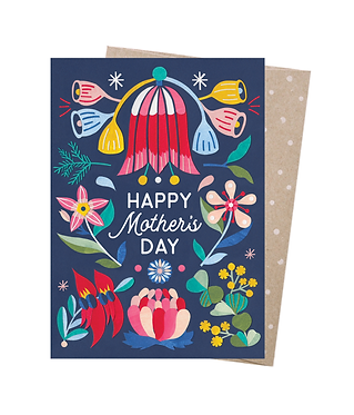 Earth Greetings Greeting Card - Mother's Day Blooms