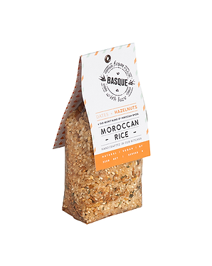 From Basque With Love Moroccan Rice 325g