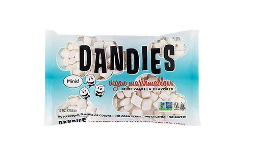 Dandies Vanilla Mini Vegan Marshmallows 283g