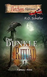 Cover das dunkle Ritual Fantasy Roman Bestseller