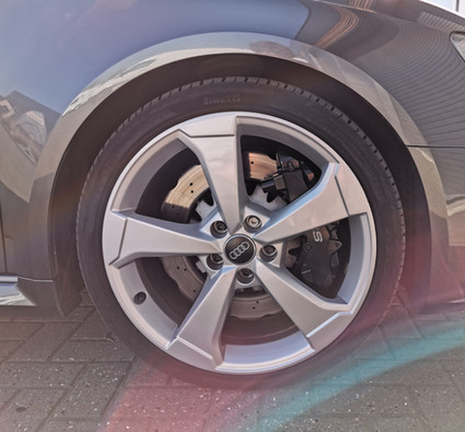 Audi RS3 Quattro | Hangar Seventeen :: Performance Car