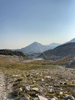 Gap Lakes 4