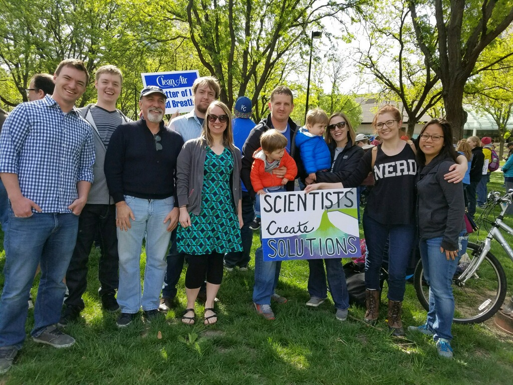 KC March for Science