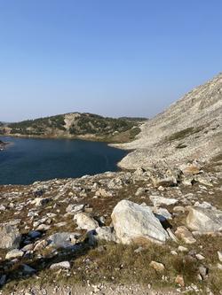 Gap Lakes 2