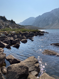 Gap Lakes 1