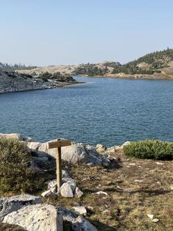Gap Lakes 3