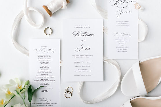 Minnesota Wedding Designer