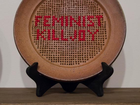 """Feminist Killjoy"", 2014"