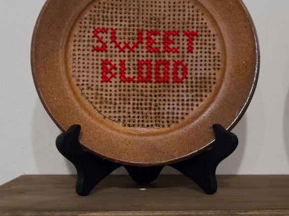 """Sweet Blood"", 2014"