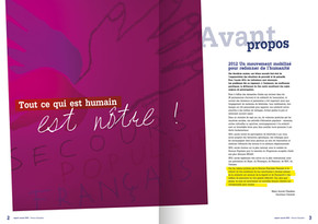SPF -Secours Populaire Rhône