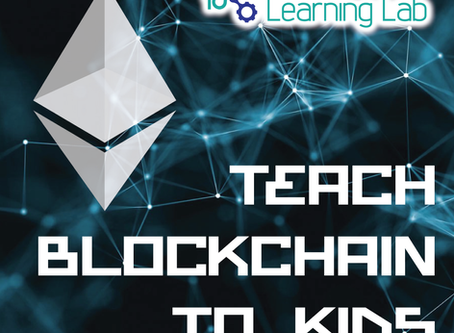 Free Blockchain Teaching Seminar for Scratch Day!