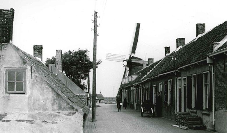 Stavenisse in 1950.jpg