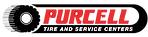 Purcell tire and service logo