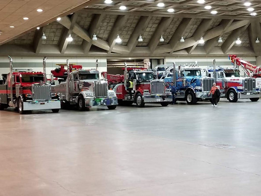 Tow Truck Pagent @ATE Baltimore