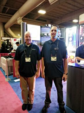 OUR VP Randy Renshaw &  Sales Exec. Matt Rasmussen