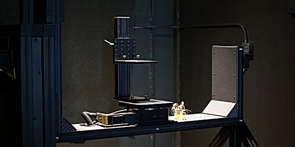 TYPE A GONIOPHOTOMETER