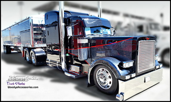 Chase Show Truck