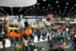 Mid America Trucking Show in Louisville Kentucky
