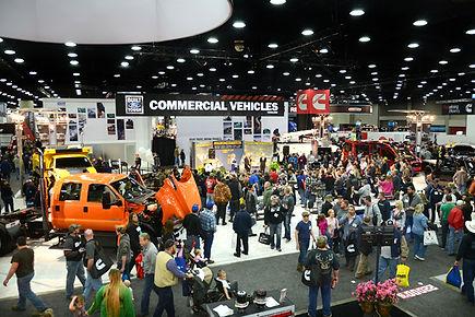 Mid America Trucking Show in Louisville Kentucky