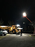 LED lights, Gold Rush trucks, Super cuts commercial
