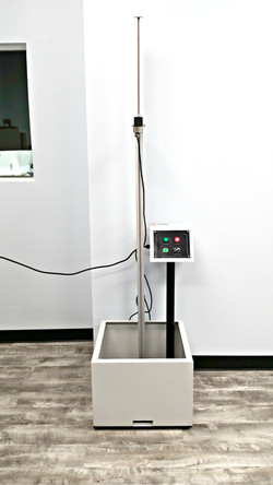 Our New Shock Test machine