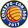 Conexpo, con/agg logo for 2017