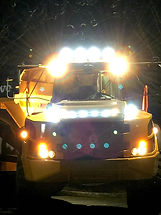 Kaper II lights, Gold Rush truck, Super cuts commercial