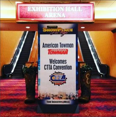 AmericanToman Show in Las Vegas