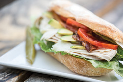 Woody Wood Sandwich