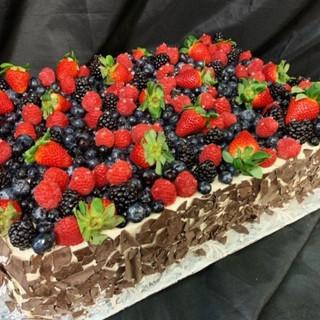 Berries & Chocolate