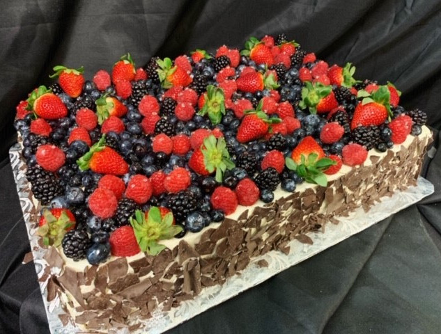 Berries & Chocolate