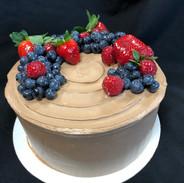 Chocolate cake w berries.jpeg
