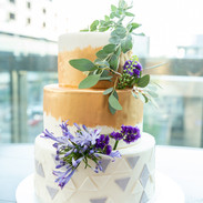 Mandy Penn Photography- Wedding Cake