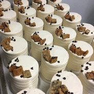 Mini Cake Displays