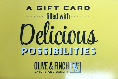 Gift Cards (25)