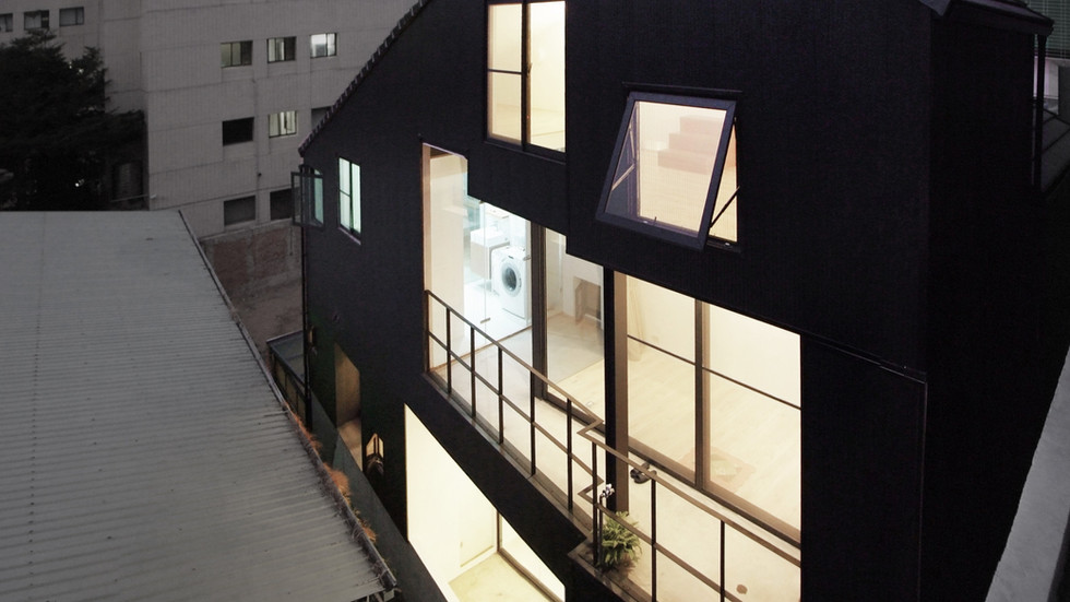 層之家 / House F