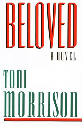 Beloved Book Jacket