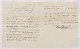 Toussaint Louverture Letter