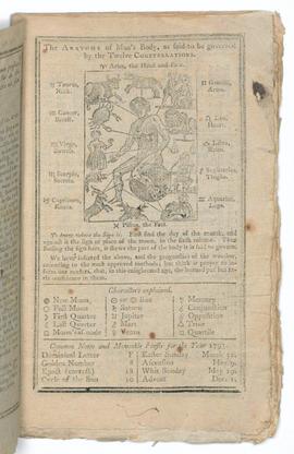Almanack and Ephemeris (3 of 3)