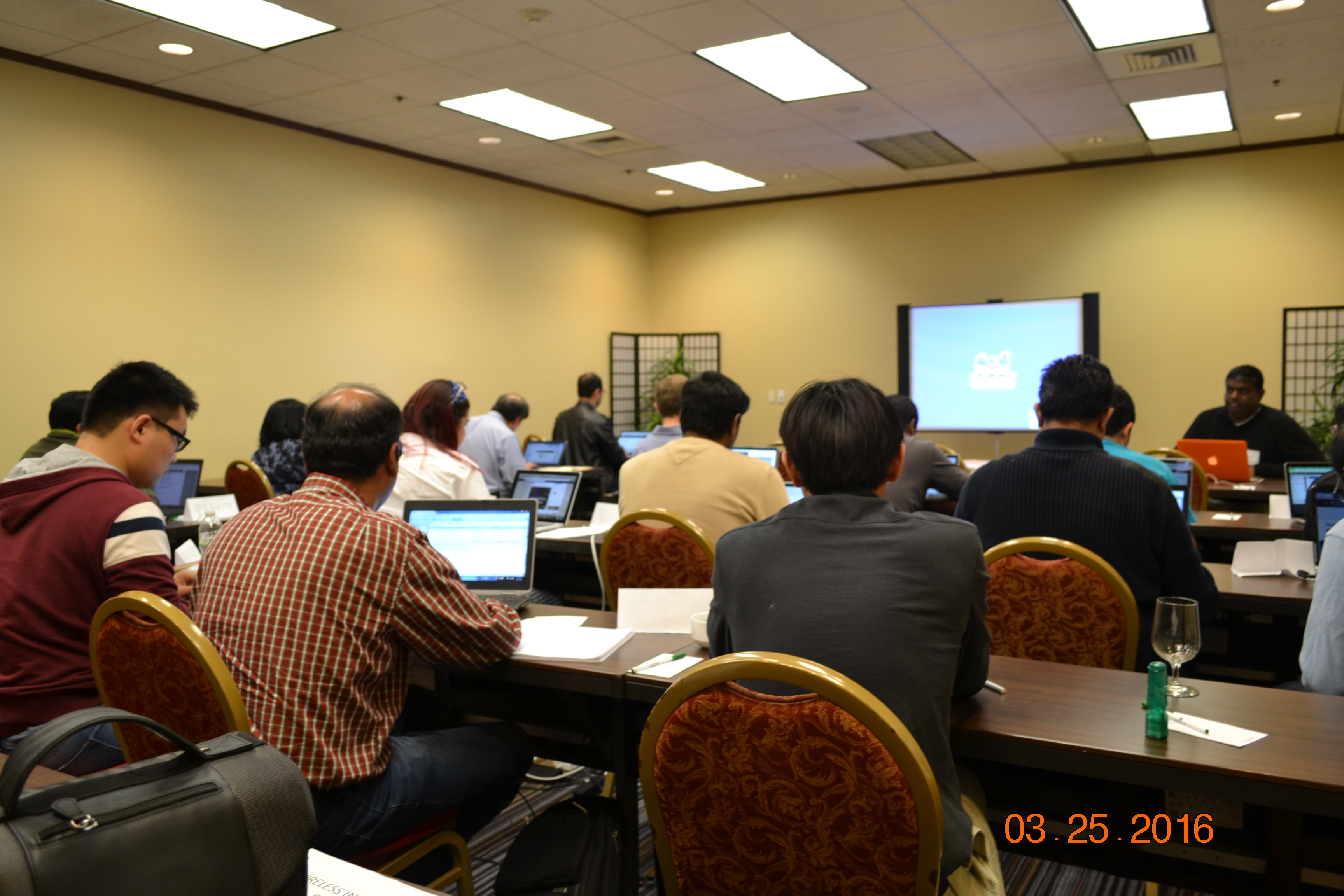 Big Data Workshop March 2016