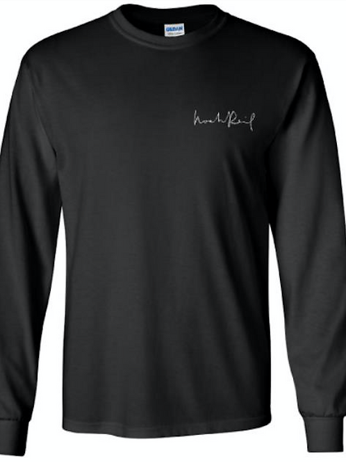 Long Sleeve Unisex First Time Out Tour Shirt