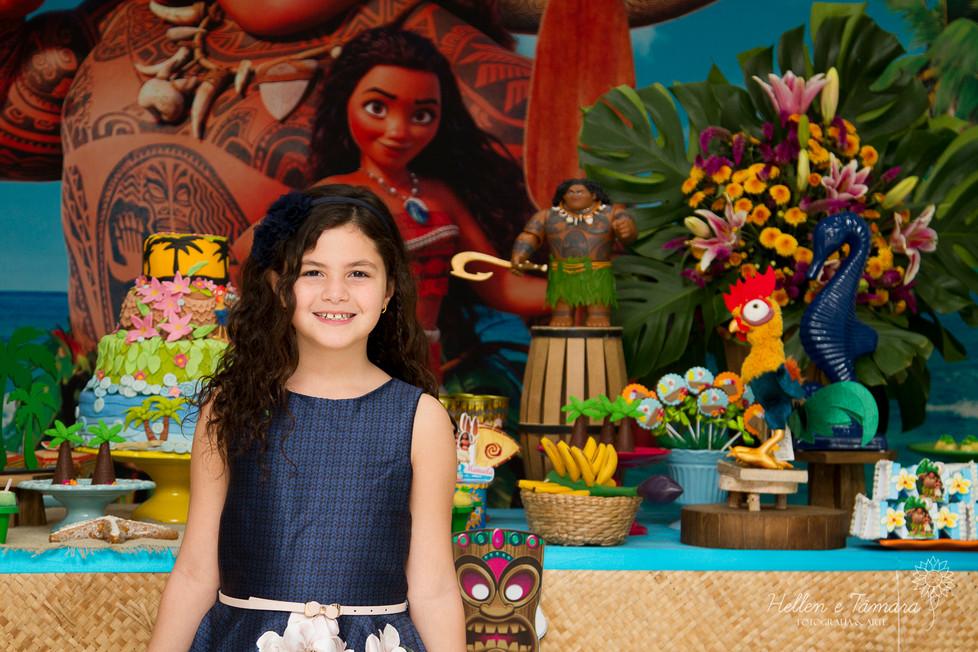 Manuela 8 anos - Buffet Minha Festa