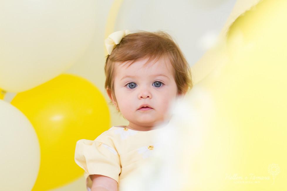 Isabela faz 1 ano!