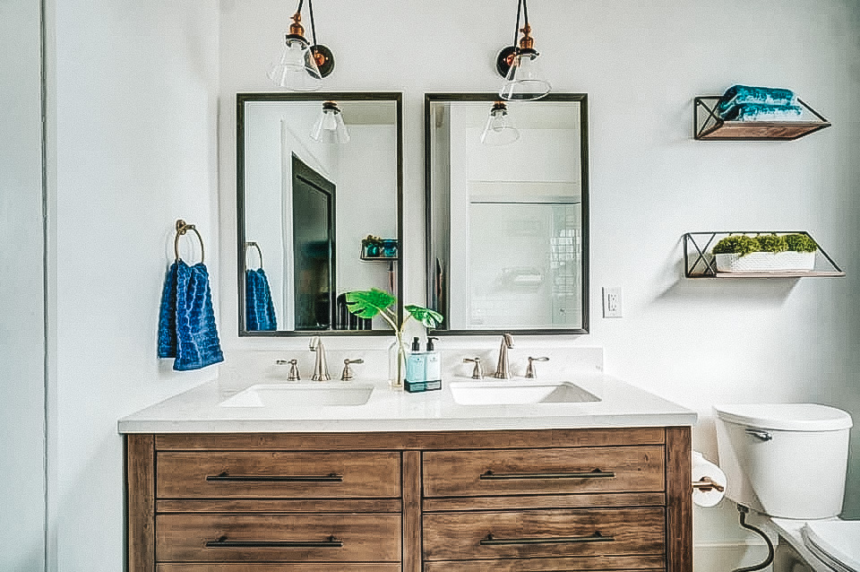 Bathroom Cover