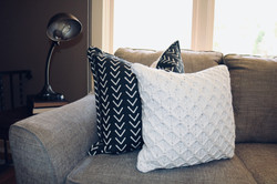 Brentwood Family Room Accents