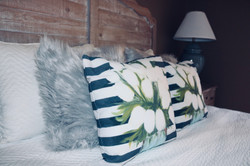 Brentwood Master Bedroom Accent Pillows