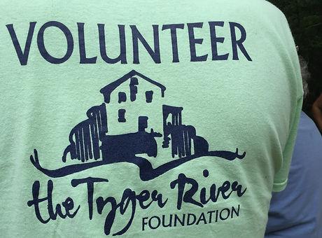 TRF Volunteer T shirt.JPG