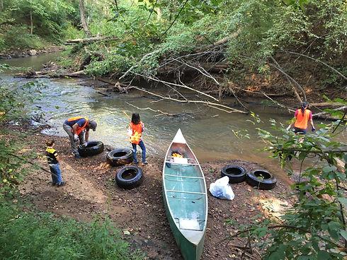 Riversweep Tires Canoe.JPG